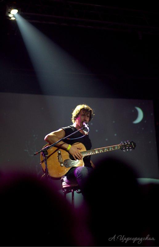 Игорь Растеряев, концерт в Milk Moscow 15 марта 2013